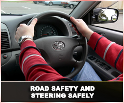 Road Safety and Steering Safely