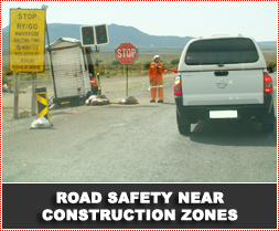 Road Safety near Construction Zones / Roadworks - Arrive Alive