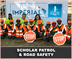 Scholar Patrol and Road Safety