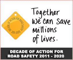 Decade of Action for Road Safety 2011 - 2020
