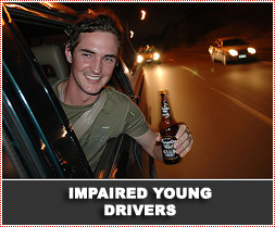 Young Impaired Drivers / Young Drunk Drivers and Road Safety
