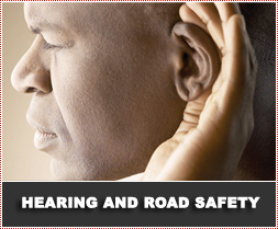 Hearing and Road Safety