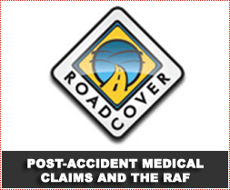 Post-accident Medical claims and the RAF
