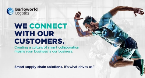 Barloworld - We connect with our customers