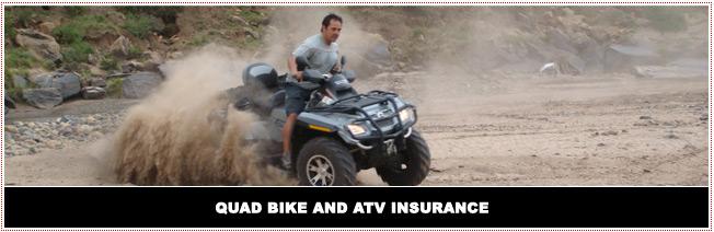 Quad Bike Insurance and Accidents