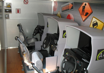 Simulator Driver Training and Road Safety