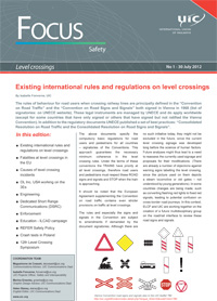 Road Safety And Rail Crossings Level Crossings Arrive Alive