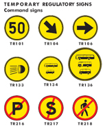 Traffic Signals For Driving Test >> Traffic Signs of South Africa