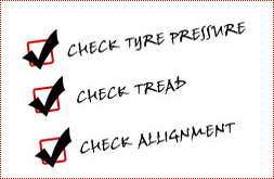 General Advice on Tyre Maintenance