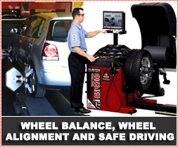 Introduction to wheel balancing and wheel alignment